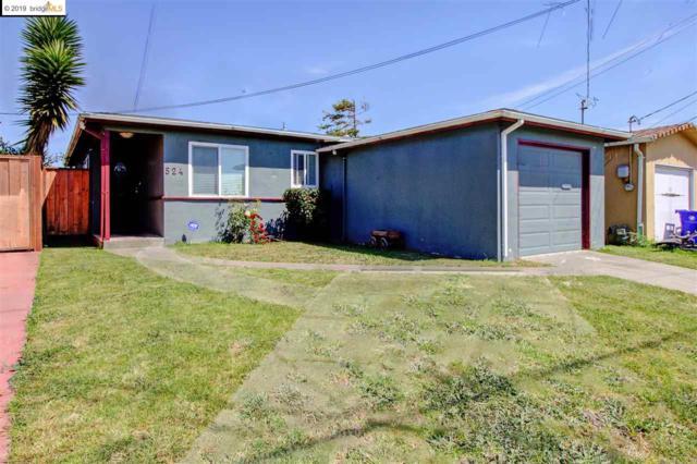 524 S 18TH STREET, Richmond, CA 94804 (#EB40865267) :: Strock Real Estate