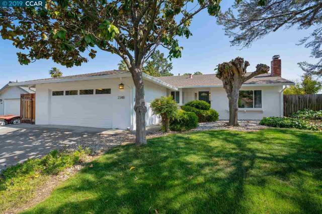2348 Pinnacle Dr, Martinez, CA 94553 (#CC40865469) :: Strock Real Estate
