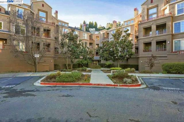 280 Caldecott Ln, Oakland, CA 94618 (#BE40865753) :: The Warfel Gardin Group
