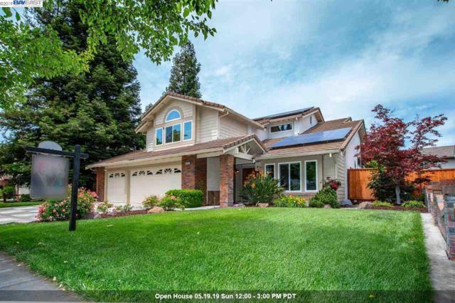 6609 Hansen Dr, Pleasanton, CA 94566 (#BE40865897) :: Strock Real Estate