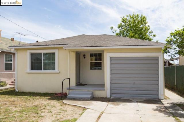 962 75Th Ave, Oakland, CA 94621 (#EB40866072) :: Strock Real Estate