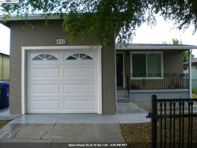432 S 25, Richmond, CA 94804 (#BE40866486) :: The Realty Society
