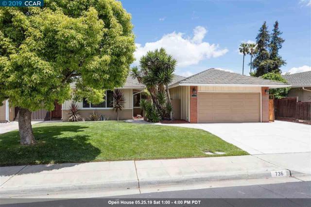 736 Sunset Dr, Livermore, CA 94551 (#CC40867000) :: The Warfel Gardin Group