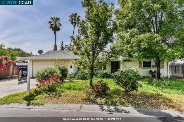107 Vivian Dr, Pleasant Hill, CA 94523 (#CC40867175) :: Strock Real Estate