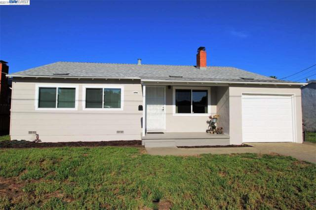 813 Linnea Ave, San Lorenzo, CA 94580 (#BE40868947) :: Strock Real Estate