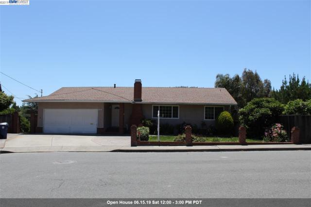 19590 Carlton Ct., Castro Valley, CA 94546 (#BE40869278) :: Keller Williams - The Rose Group