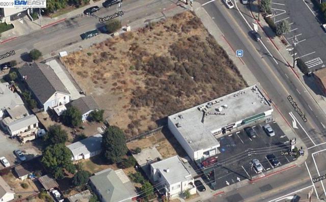2101 Washington Ave, San Leandro, CA 94577 (#BE40869424) :: Strock Real Estate