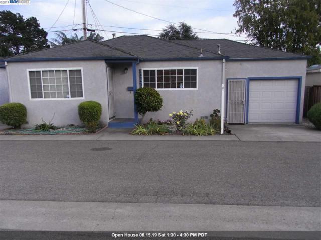 20876 Baker Rd, Castro Valley, CA 94546 (#BE40869908) :: Keller Williams - The Rose Group