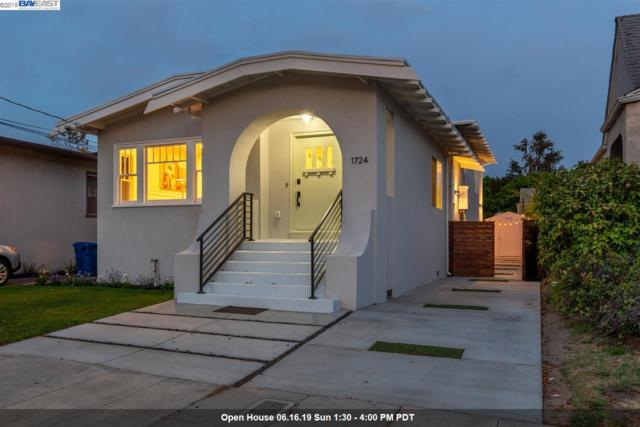 1724 Broadway, Alameda, CA 94501 (#BE40870121) :: Strock Real Estate