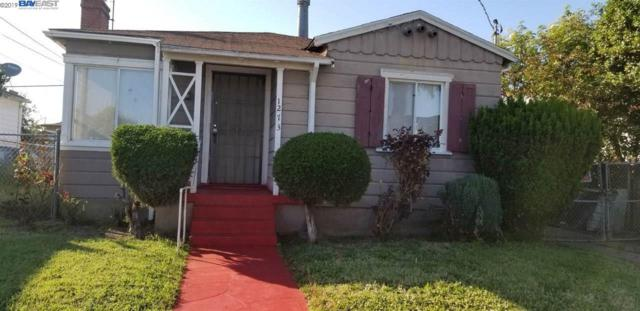 1273 106TH AVE, Oakland, CA 94603 (#BE40870401) :: Keller Williams - The Rose Group