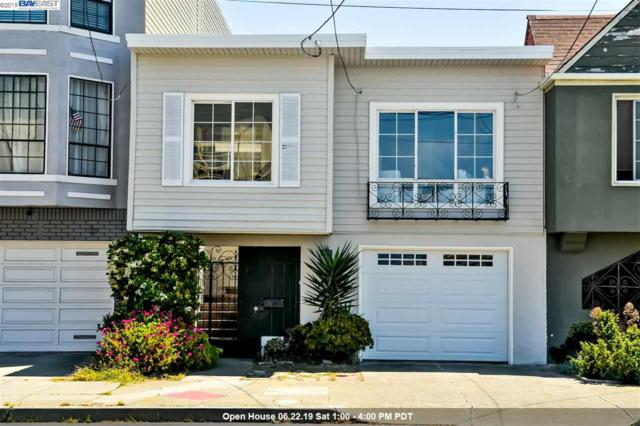 1358 42nd Ave, San Francisco, CA 94122 (#BE40870475) :: Strock Real Estate