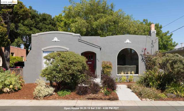 614 32Nd St, Richmond, CA 94804 (#EB40870752) :: Strock Real Estate