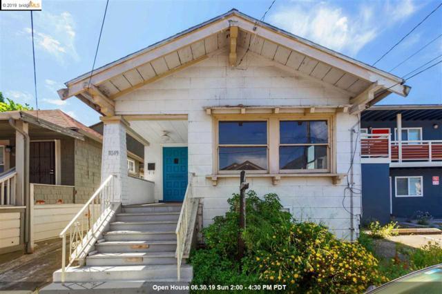 1049 48Th St, Emeryville, CA 94608 (#EB40870822) :: Strock Real Estate