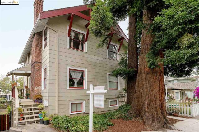4131 Terrace St, Oakland, CA 94611 (#EB40870857) :: The Warfel Gardin Group