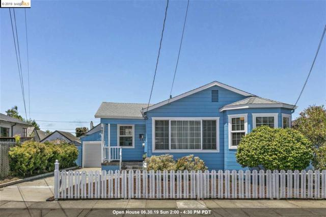 945 33rd St., Richmond, CA 94804 (#EB40871118) :: Strock Real Estate