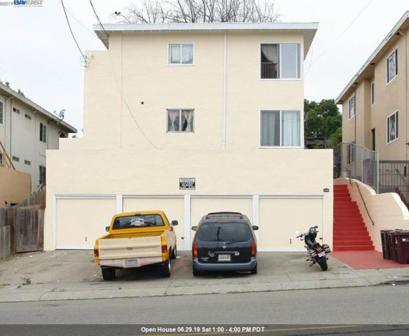 2725 23rd Ave, Oakland, CA 94606 (#BE40871483) :: Strock Real Estate