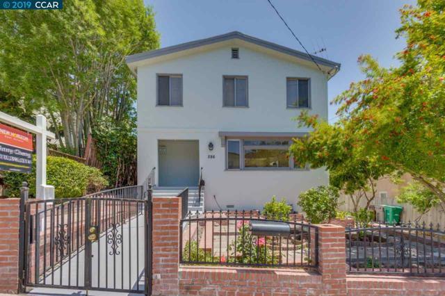 586 Spruce St, Oakland, CA 94606 (#CC40871495) :: Strock Real Estate