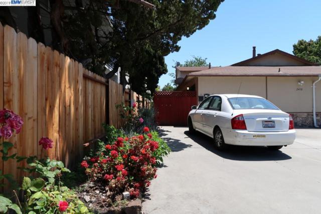 2410 Humboldt Ave, Oakland, CA 94601 (#BE40871511) :: Strock Real Estate