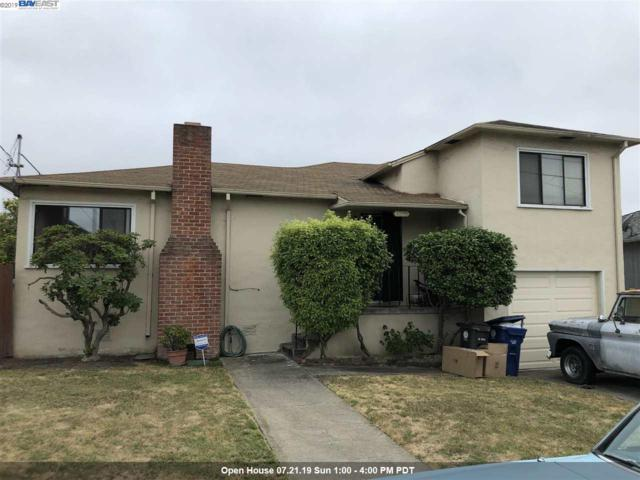 4275 Omega Ave, Castro Valley, CA 94546 (#BE40874185) :: Strock Real Estate