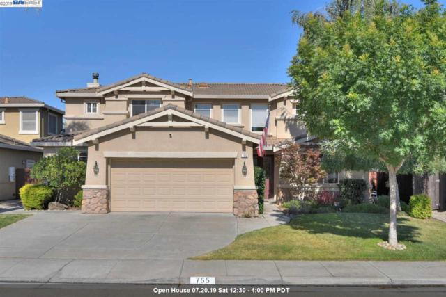 755 Mount Rushmore Ave, Tracy, CA 95377 (#BE40874307) :: The Warfel Gardin Group