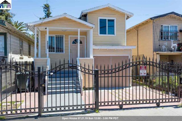 1344 64Th Ave, Oakland, CA 94621 (#MR40874425) :: Strock Real Estate