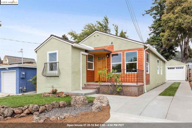 1506 Richmond, El Cerrito, CA 94530 (#EB40874429) :: Strock Real Estate