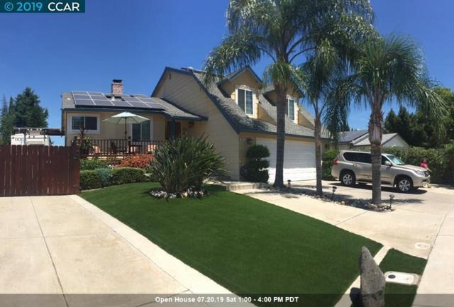 468 Anvilwood Drive, Oakley, CA 94561 (#CC40874705) :: The Warfel Gardin Group