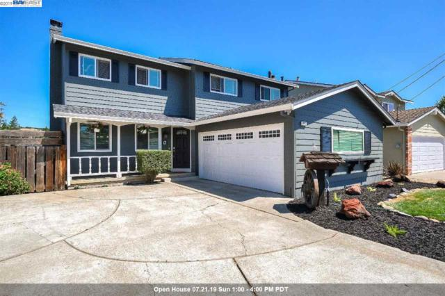 3162 Brent Ct, Castro Valley, CA 94546 (#BE40875005) :: Strock Real Estate