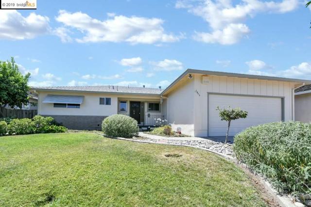 1404 Hill Dr, Antioch, CA 94509 (#EB40875004) :: Strock Real Estate