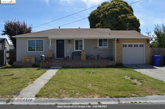 2520 Kelley Ave, San Pablo, CA 94806 (#EB40875091) :: Strock Real Estate