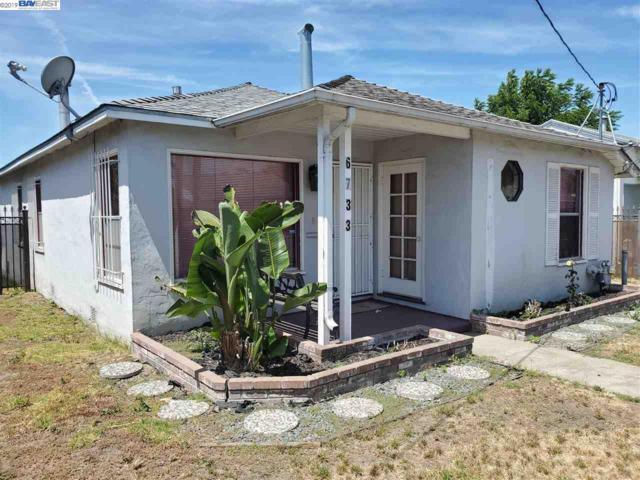 6733 Eastlawn, Oakland, CA 94621 (#BE40875223) :: Strock Real Estate