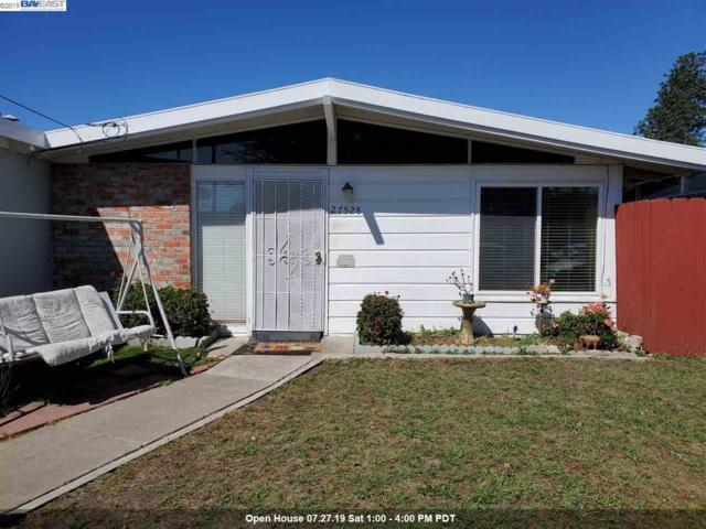 27528 Capri Ave., Hayward, CA 94545 (#BE40875233) :: Strock Real Estate