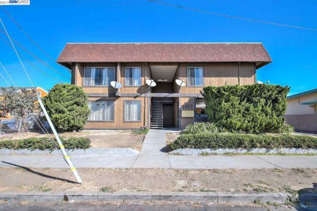2367 Clinton Ave, Richmond, CA 94804 (#BE40876350) :: Strock Real Estate