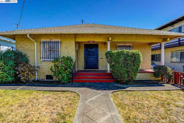 1049 61St St, Oakland, CA 94608 (#BE40877087) :: The Goss Real Estate Group, Keller Williams Bay Area Estates
