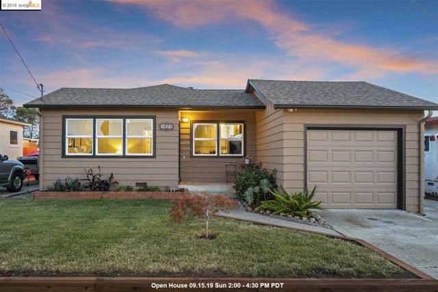 2626 Humphrey Ave, Richmond, CA 94804 (#EB40881554) :: Strock Real Estate