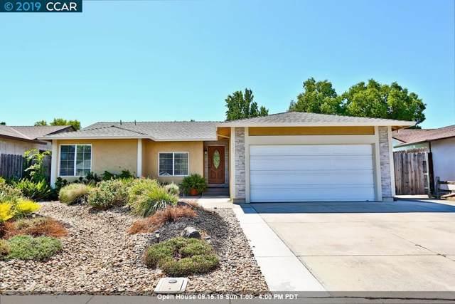 1509 Rosewood Ct, Oakley, CA 94561 (#CC40882061) :: Strock Real Estate