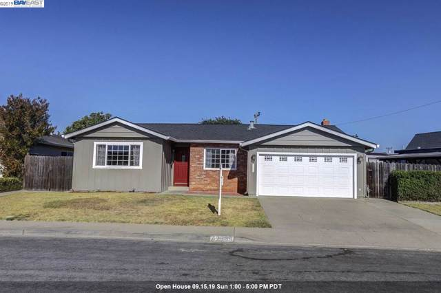 42809 Fontainebleau Park Ln, Fremont, CA 94538 (#BE40882216) :: The Realty Society
