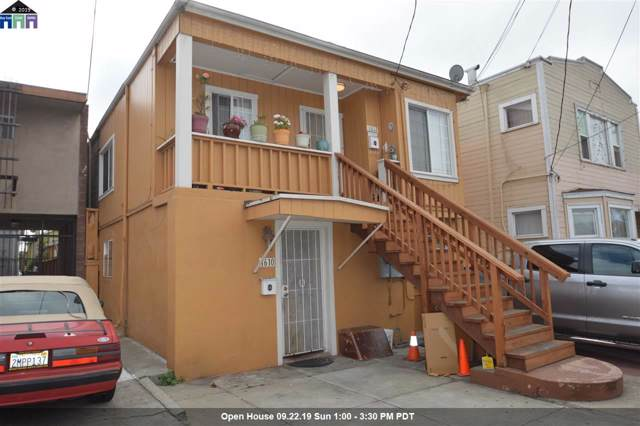 1612 50Th Ave, Oakland, CA 94601 (#MR40882514) :: The Kulda Real Estate Group