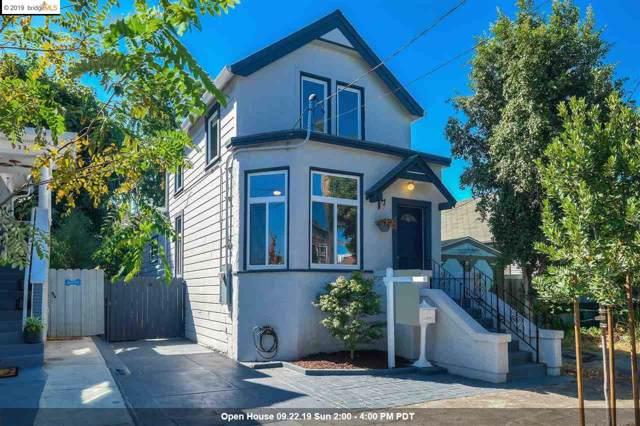 937 56Th St, Oakland, CA 94608 (#EB40882761) :: The Goss Real Estate Group, Keller Williams Bay Area Estates