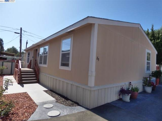 2399 E 14 Th #85, San Leandro, CA 94577 (#BE40884114) :: Alex Brant Properties