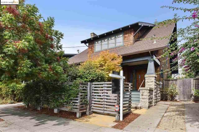 336 Forest St, Oakland, CA 94618 (#EB40885272) :: Strock Real Estate
