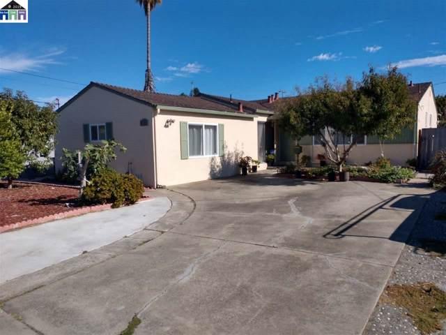 1838 Via Rancho, San Lorenzo, CA 94580 (#MR40885750) :: The Realty Society