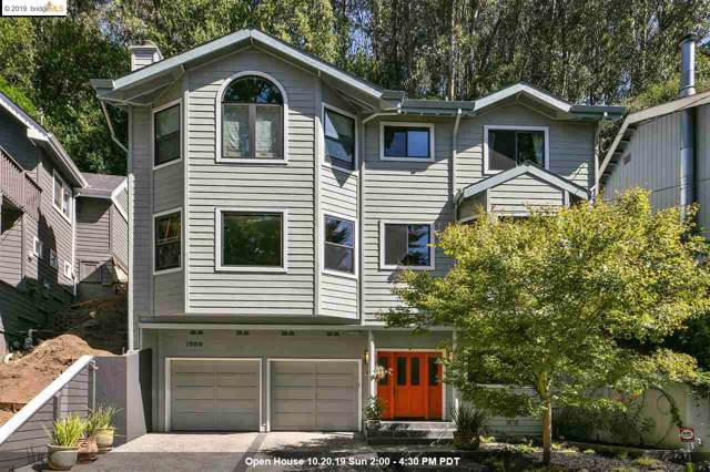 1900 Arrowhead Dr, Oakland, CA 94611 (#EB40885952) :: Strock Real Estate