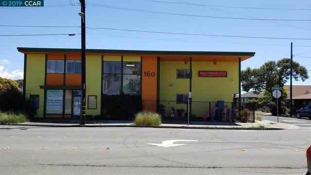 160 Broadway, Richmond, CA 94804 (#CC40885954) :: The Realty Society