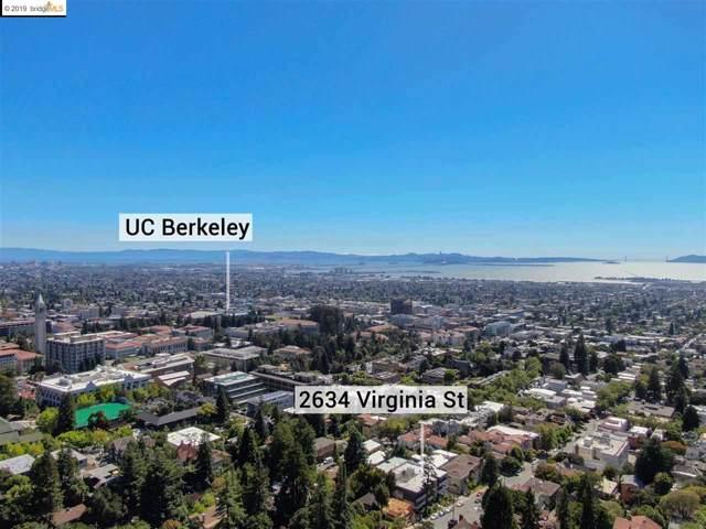 2634 Virginia St, Berkeley, CA 94709 (#EB40886526) :: RE/MAX Real Estate Services