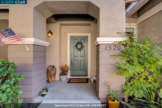 1520 Cutter Court, San Ramon, CA 94583 (#CC40886821) :: The Goss Real Estate Group, Keller Williams Bay Area Estates
