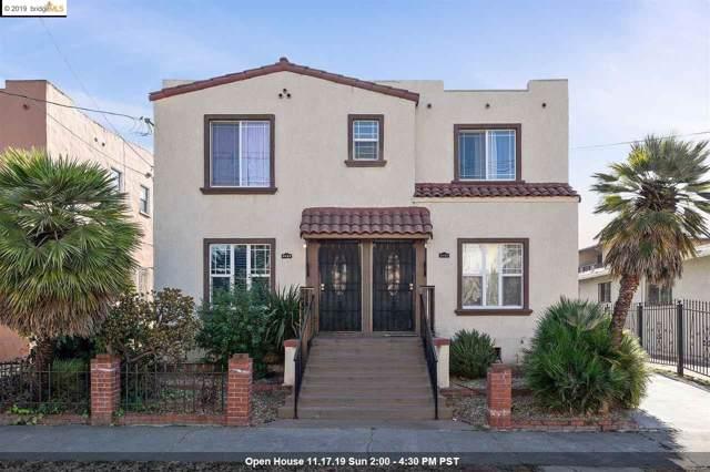 2410 Seminary Ave, Oakland, CA 94605 (#EB40888180) :: The Realty Society