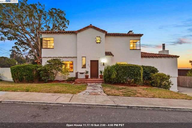 6520 Lagunitas Avenue, El Cerrito, CA 94530 (#BE40888435) :: The Realty Society