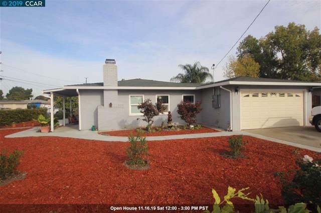998 Sueirro St, Hayward, CA 94541 (#CC40888630) :: The Gilmartin Group