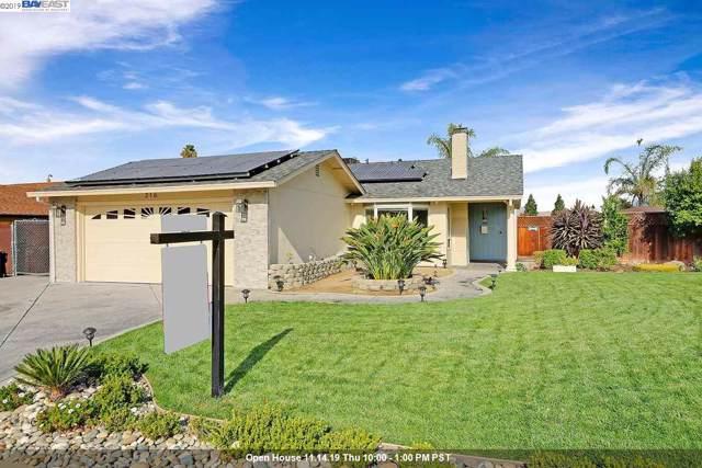 316 Cedar Drive, Livermore, CA 94551 (#BE40888780) :: Live Play Silicon Valley